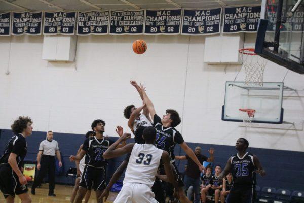 Varsity Basketball Boy