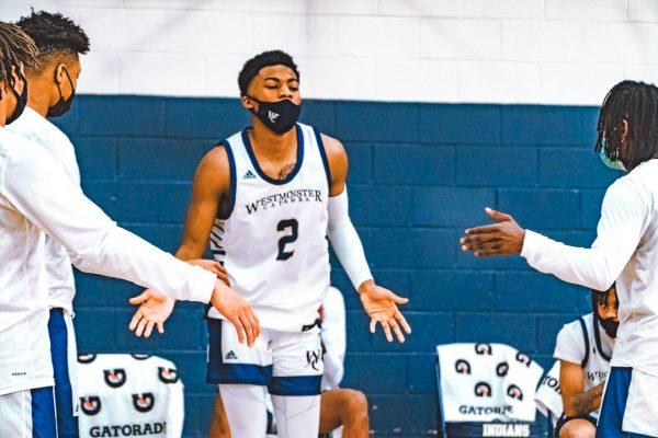 Basketball High Five
