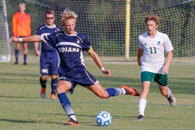 Matthew Sheley Soccer