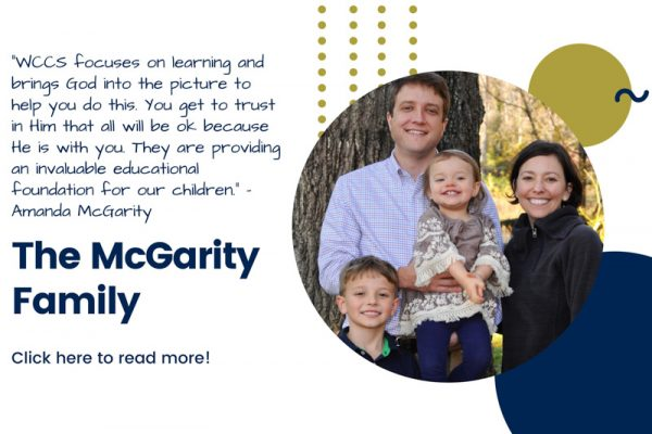The McGarity Family