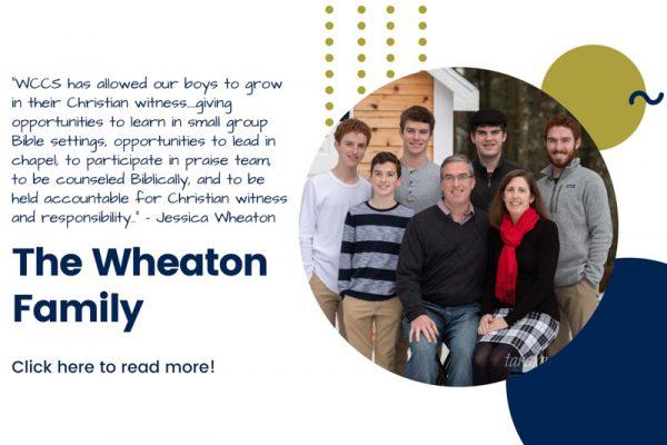 The Wheaton Family