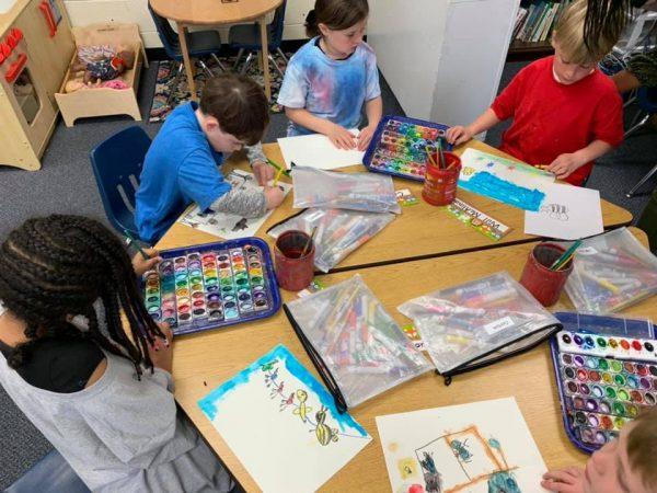 Elementary School Visual Arts